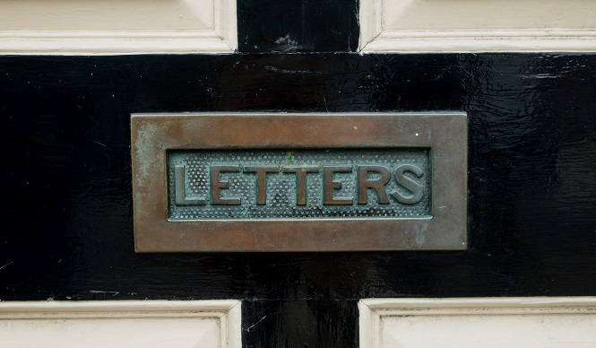 Letterbox by gemma-evans-via-unsplash